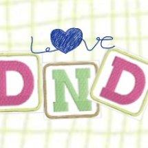 Logo Toko DnD