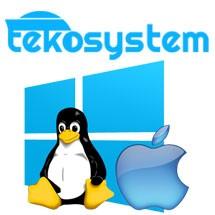 tekosystem Logo