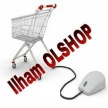 Logo Ilham OLSHOP