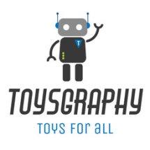 Toysgraphy Logo