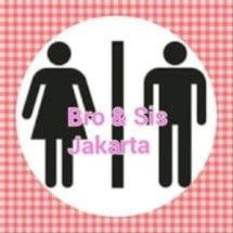 Logo Bro & Sis Jakarta