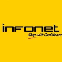 INFONET Mangga Dua Logo