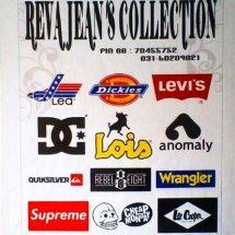 RevaJeansCoLLections Logo