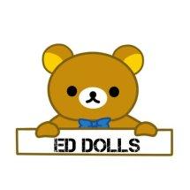 Logo ED DOLLS