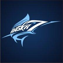 Angkatujuh Fishing Logo