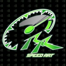 Logo RR Speed Art