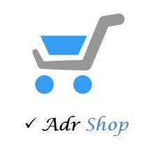 Logo Adrshop10