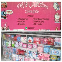 Logo Vievie Collections