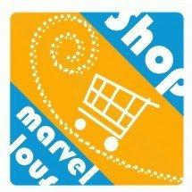 Logo Marvelous Shop Bandung