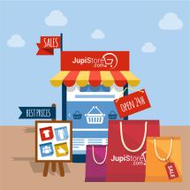 orderJupiStore Logo