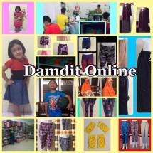 Logo Damdit Online