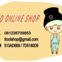 Tio olshop Logo