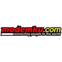 Logo Modemku Mega Sarana