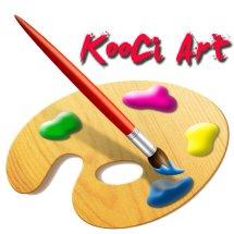 kooci art Logo