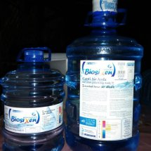 Logo Biosixen Water