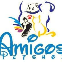 Amigos Petshop Logo