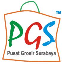 Pusat Grosir Surabaya. Logo
