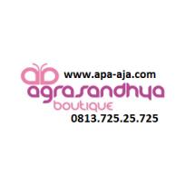 Agrasandhya Boutique Logo
