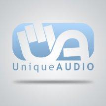 unique audio Logo