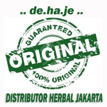 Distributor Herbal Jkt Logo