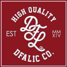 Logo dfalic clothing store