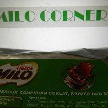 Milo Corner Logo