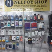 Nelfoy Shop Logo