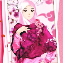 Raffalfa Hijab Logo