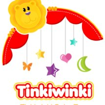 Logo Tinkiwinki Babytoys