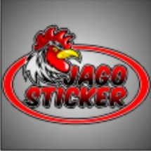 Logo Jago Sticker