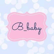 B_BabyStore Logo