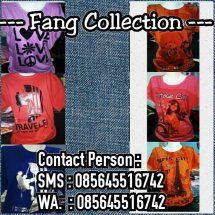 Fang CollectioneID Logo