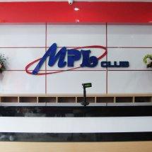 MPL SPORTS MUSIC Logo