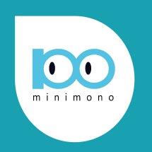 Logo MiniMono Baby Store