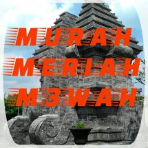 Murah Meriah M3Wah Logo