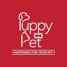 Puppy Pet Logo
