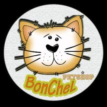 Logo Bonchel Petshop