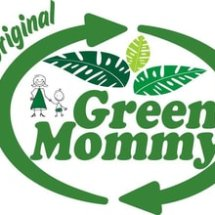 Green Mommy Shop Logo
