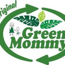 Logo Green Mommy Shop