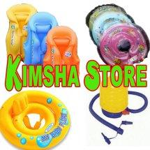 Logo Kimsha Store