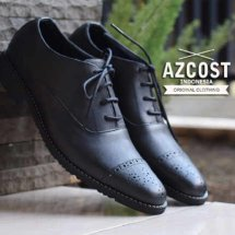 Logo Shoes Leather