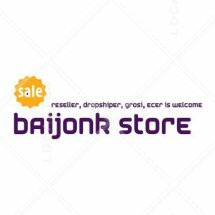 Logo Baijonk Store Bandung