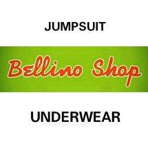Logo bellino shop jumpsuit