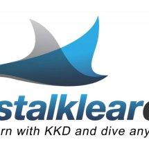Kristal Klear Dive Logo