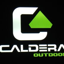 caldera outdoor Logo