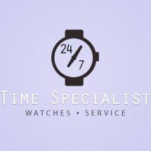 Logo 24/7 Time Specialist