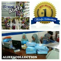 Logo Aliefa Collection