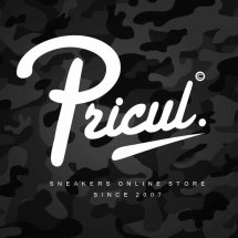 Logo Pricull sneakers store