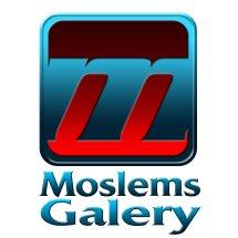 Logo moslems galery cileungsi