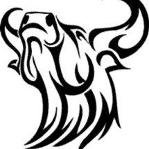 Logo bullhead
